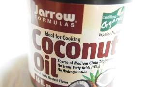 歯周病菌対策にココナッツオイルプリング始めました。